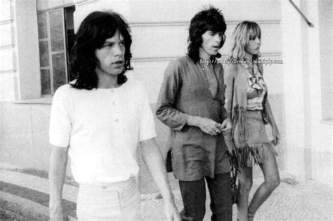 mick jagger from bradford to brazil and back again anita pallenberg keith richards and mick jagger in brazil