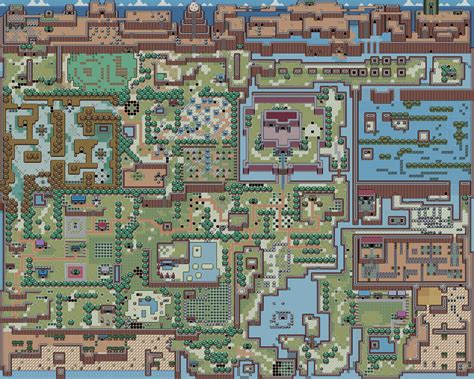 legend of zelda map nes walkthrough living dangerously my top 20 favourite video games of all