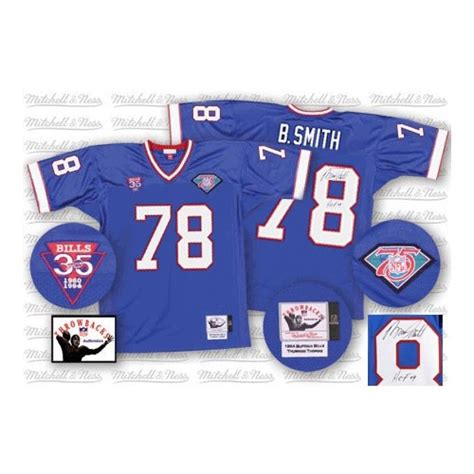 throwback blue bruce smith 78 jersey glamorous p 203 nfl buffalo bills authentic royal blue autographed home