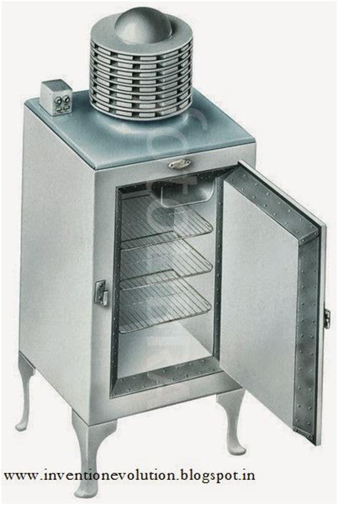 Home Design Evan Oliver Evolution Of Inventions Refrigerator
