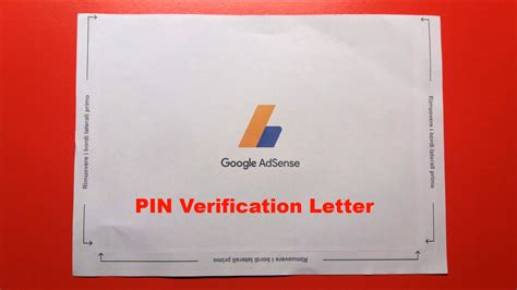 adsense pin not received how to verify your google adsense account with the pin