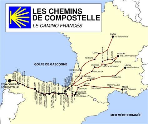 Chemin De St Jacques De Compostelle ã Vã Faire Le P 232 Lerinage De Compostelle Suivez Le Guide