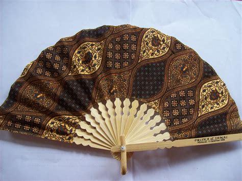 Souvenir Kipas Batik Panjang 19 Cm kipas 171 qq souvenir