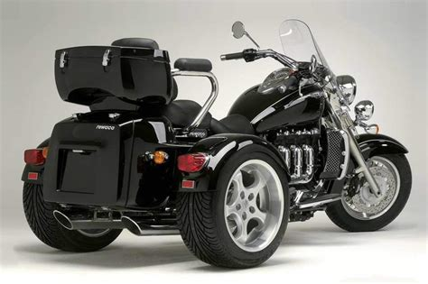 Triumph Motorrad Z Rich by Triumph Prepares New Rocket Iii Trike For 2013 Autoevolution