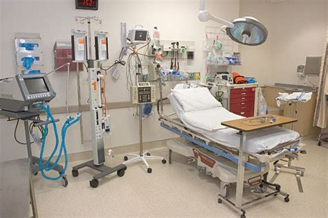Hospital Emergency Room by September 11th 2016 Presidential Election Open