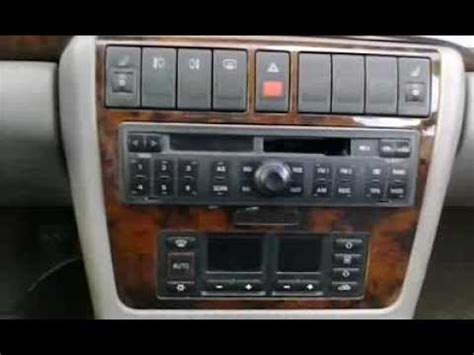 audi a4 radio removal how to remove radio from audi a4 without special key