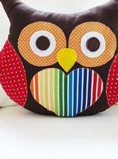 japanese owl pattern handmade owl plush toy hudson made from cute japanese