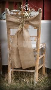 Chair Sash Ties 10 D 233 Corations De Chaises De Mariage 224 Tomber Mariage Com