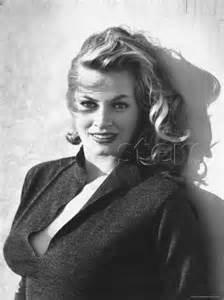 Frank Lloyd Wright Prints Swedish Movie Actress Anita Ekberg Other Canvas Art