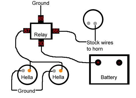 diy repair your car diy membaiki kereta anda wiring horn
