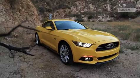 Autoscout De24 by Ford Mustang 2015 Autoscout24