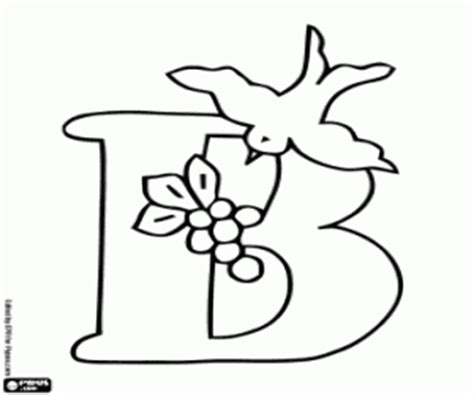 Coloriage Alphabet Oiseaux 224 Imprimer S Coloriage Un Oiseau Qui Vole L