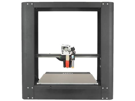 3d printer heated bed printrbot metal plus 3d printer black assembled heated