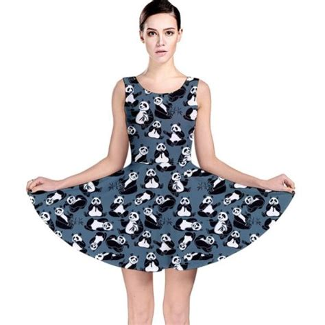 Panda Dress Fashion 24 adorable panda fashions you can t to live without