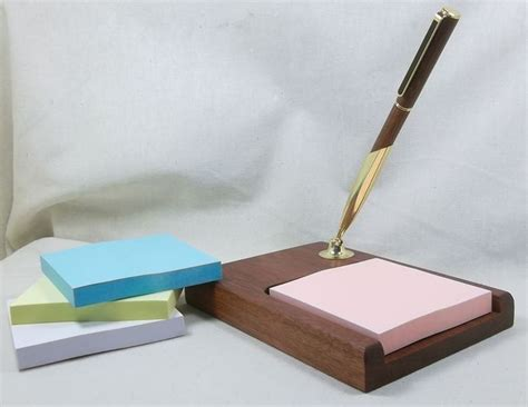pen stand for desk desk stand with pen and notepad a very popular and
