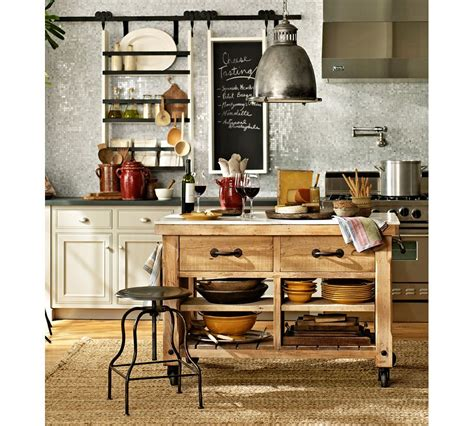 pottery barn kitchen island kitchen updates for any budget