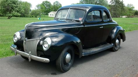 Style Coupe by Flathead Style 1940 Ford V8 Coupe