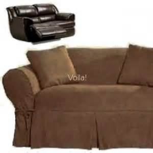 Slipcover For Recliner Sofa Dual Reclining Sofa Slipcovers