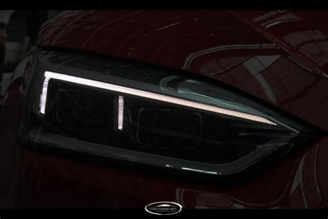 Audi A5 Tagfahrlicht by Das Neue Audi Coup 233 Der Audi A5 S5