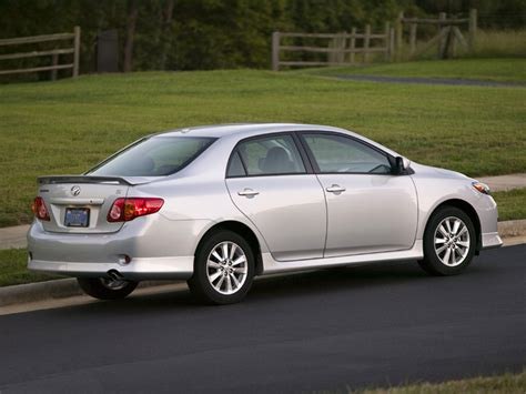 2009 Toyota Corolla Road Test Review Carparts Com