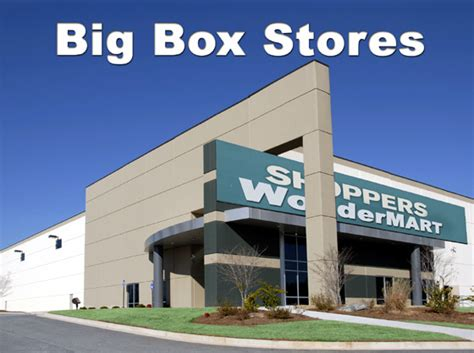 metal buildings for big box stores retail store construction