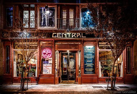 Café Central Madrid: Jazz and Spanish Culture   The Jazz