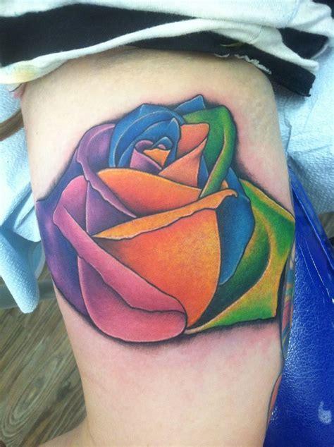 tattoo my rebellion pinterest rainbow tattoos rainbow rose tattoos pinterest rainbow roses roses