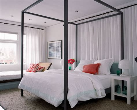 Contemporary Canopy Bed Contemporary Canopy Bed Designs Stylish