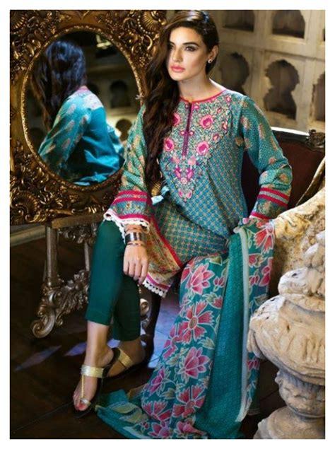 eid ul azha dress design 2015 khaadi latest lawn cambric eid ul azha collection 2015