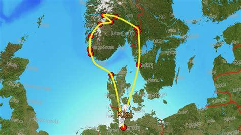 Norwegen Rundreise Auto by Norwegen Eine Rundreise Mit Auto Und Caravan Youtube