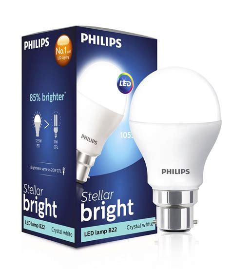 Lu Led Philips 12 5 Watt philips white 12 5 watt led light bulb buy philips white