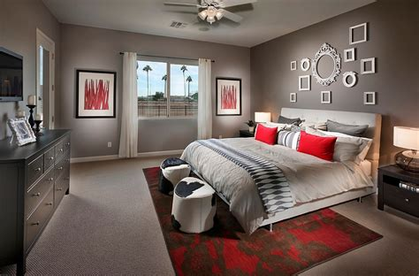 red bedroom accessories 23 bedrooms that bring home the romance of red