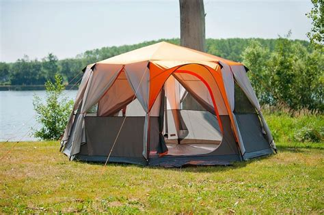 Tenda Tent Cing Outdoor Person Shelter Family Instant 2 Dome Cabi coleman octagon 8 review ready to plan your next cing