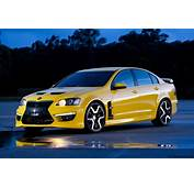 Holden Special Vehicles HSV Announces Singapore Export Deal  Photos