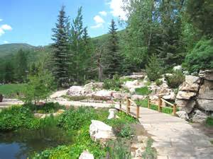 file betty ford alpine gardens vail co bridge jpg