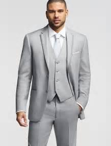 light gray tuxedo joseph abboud framed notch lapel