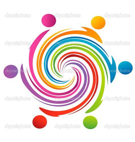 swirl logo pattern 15 swirls vector logo images green swirl floral vector