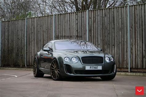 bentley continental supersports bentley continental gt supersports struts its shoes