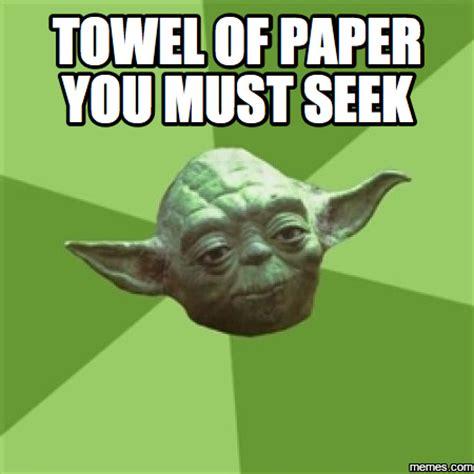 Towel Meme - home memes com