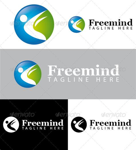 Freemind Logo By Xnodoo Graphicriver Freemind Templates