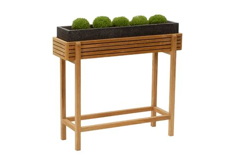 Outdoor Planter Stand by Ellie Outdoor Indoor Plant Stand Low Bau Outdoors
