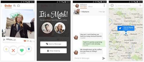 tinder android tinder apk for android dating app version