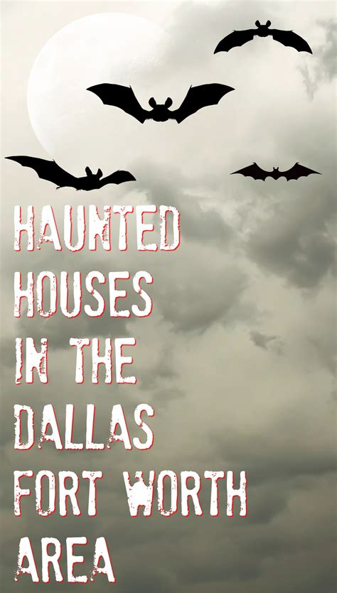 haunted house fort worth visit these haunted houses in the dallas fort worth area
