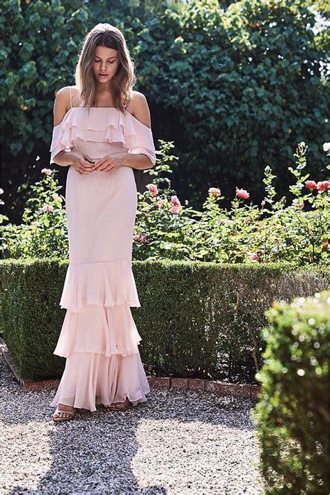 Bridesmaid Brilliance: WAYF Unveils New Bridesmaids