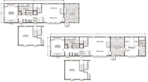 small mobile homes floor plans small manufactured homes floor plans plan bestofhouse