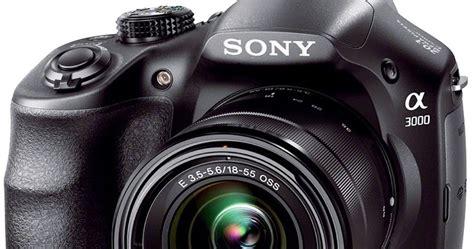 Kamera Dslr Sony Mirrorless sony alpha 3000 kamera mirrorless dengan tilan dslr