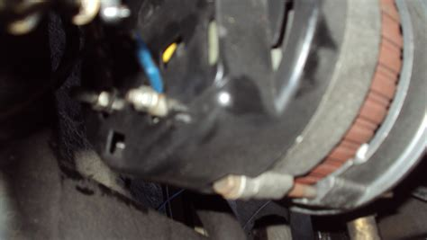 Battery Light On But Alternator Is Charging by Alternator Not Charging No Warning Light Jaguar Forums