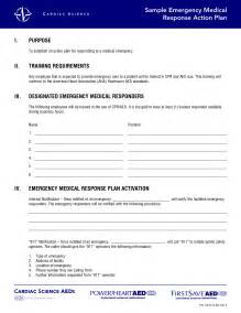 emergency response plan template emergency plan template e commercewordpress