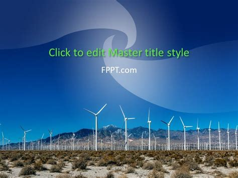 Free Energy Powerpoint Templates Energy Powerpoint Templates