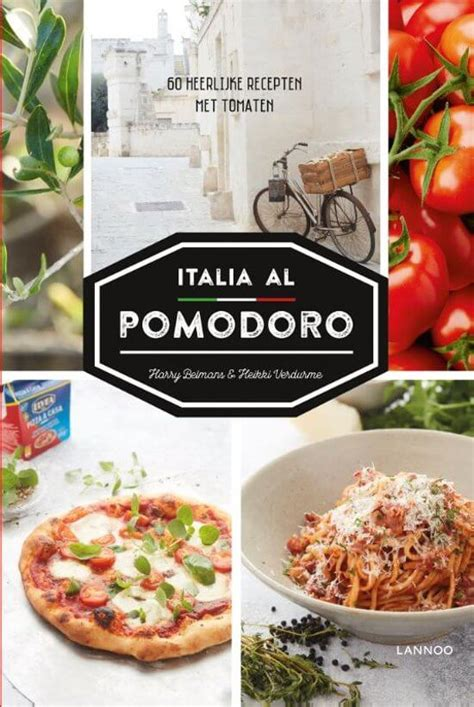 kookboek italiaanse keuken kookboek recensie italia al pomodoro
